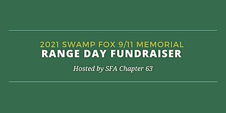 2021 Swamp Fox 9/11 Memorial  Range Day Fundraiser tickets