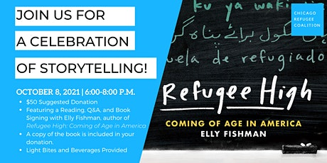 Refugee High Book Launch Event: A Celebration of Refugee Stories tickets