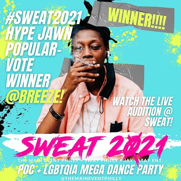 SWEAT (AGAIN) 2021 MEGA  LGBTQIA OUTDOOR EVENT image