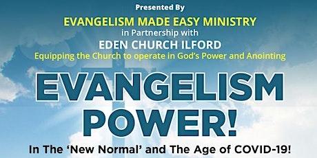 Evangelism Power - Training Ministry tickets