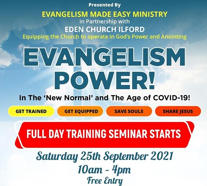Evangelism Power - Training Ministry image