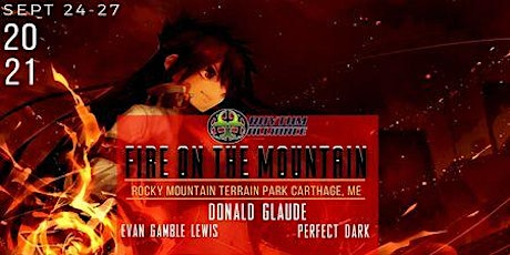 Fire on the mountain tickets