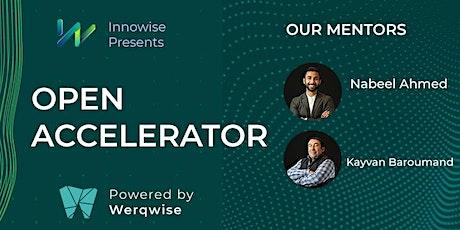 Innowise Open Accelerator Program tickets