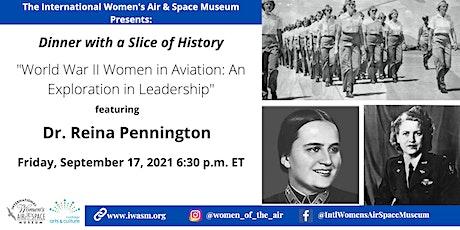 World War II Women in Aviation: An Exploration in Leadership tickets