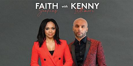 KENNY LATTIMORE & FAITH JENKINS CONCERT AND CONVERSATION tickets