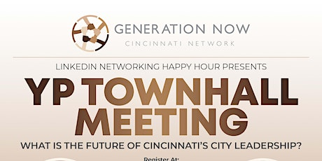 YP Town Hall Meeting tickets