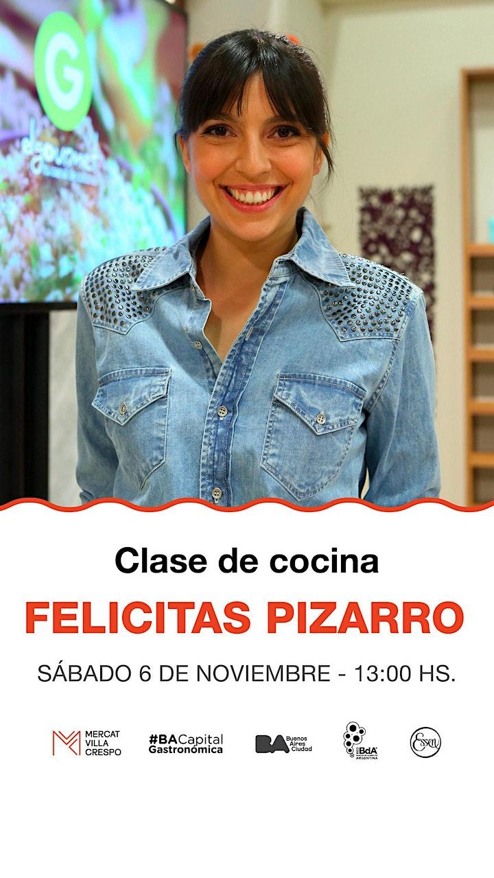 Imagen de Felicitas Pizarro: Recetas para un día sin carne