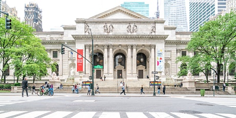 Secrets in the Stacks: Explore the Treasures of the New York Public Library tickets