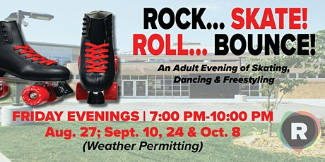 ROCK...SKATE!  ROLL...BOUNCE!  An Adult Skating Event tickets