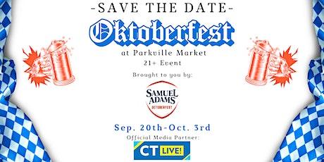 Oktoberfest at Parkville Market- Weekend 2! tickets