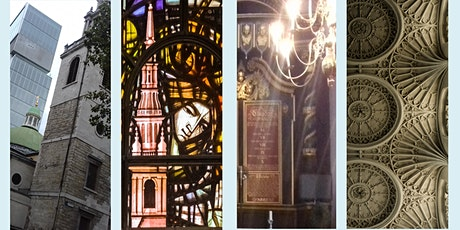 Walking tour -City of London -  Three churches and a coffee tickets