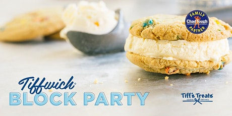 10/10 College Station Tiffwich Block Party hosted by Tiff's Treats tickets