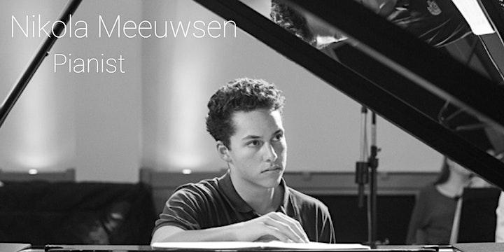 Afbeelding van Concert ABG 25 september 2021:  solist Nikola Meeuwsen