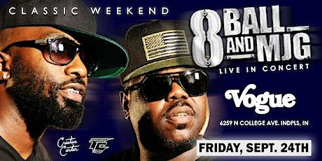 8Ball & MJG tickets