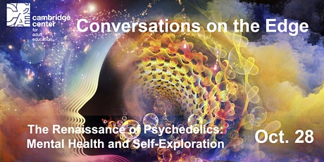 The Renaissance of Psychedelics: Mental Health and Self-Exploration tickets