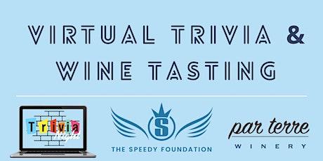 Virtual Trivia and Wine Tasting Night entradas