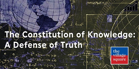 """A Defense of Truth: """"The Constitution of Knowledge"""" with Jonathan Rauch tickets"""