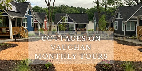 Cottages on Vaughan Monthly Tours tickets