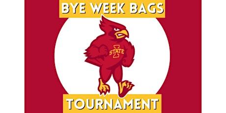Bye Week Bags Tournament Fundraiser tickets