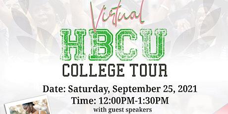 Virtual HBCU College Tour tickets
