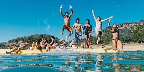 ★Mountain Day★ El Chorro Trekking, Lago & kayaking ★ entradas