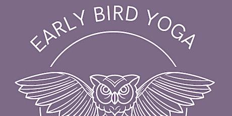 Early Bird Yoga | Owl Festival Kick-Off 2021 tickets