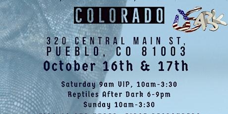 Show Me Reptile & Exotics Show (Pueblo, CO) tickets