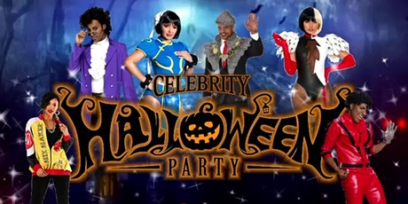 Celebrity Halloween Costume Party tickets