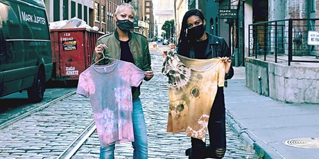 NYTM: Earth Color Dye Lab: Outdoor Workshop tickets