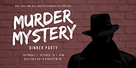Murder Mystery Dinner Party tickets