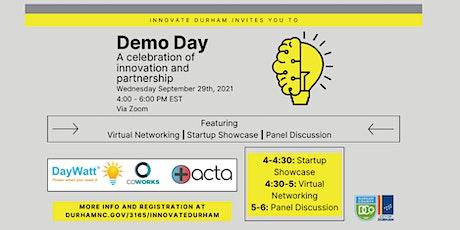 Innovate Durham Demo Day tickets