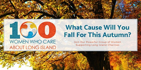 100 Women Who Care About Long Island 2021 4th Quarter Meeting tickets
