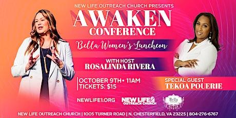 Awaken Conference- Bella Women's Luncheon tickets