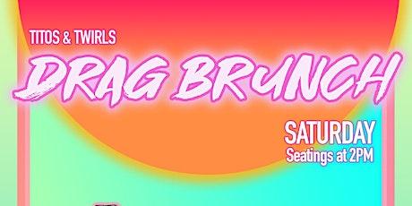 Tito Murphy's Drag Brunch tickets