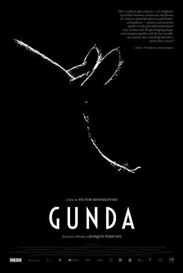 GUNDA SCREENING image