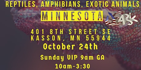 Show Me Reptile & Exotics Show (Kasson, MN) tickets
