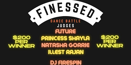 Finessed Dance Battle tickets