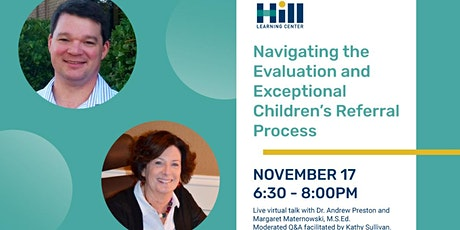 Navigating the Evaluation and Exceptional Children's Referral Process tickets