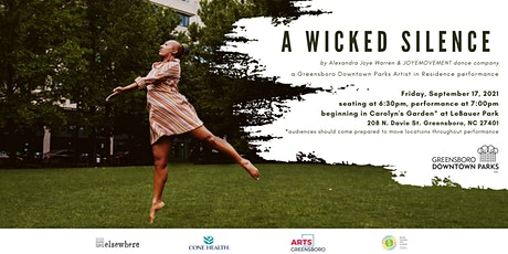 A Wicked Silence Premiere tickets