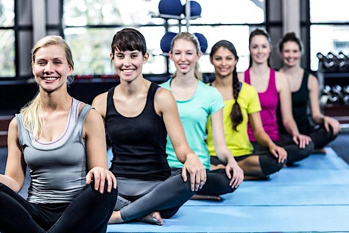 Free on Fridays - Teenage yoga image