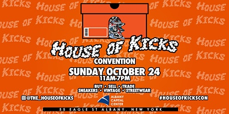 House Of Kicks Convention tickets