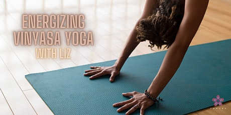Energizing Vinyasa Yoga with Liz tickets
