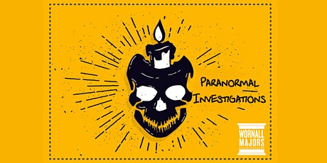 Majors House Paranormal Investigations tickets