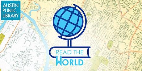 Virtual Read the World Book Club - Transcription tickets