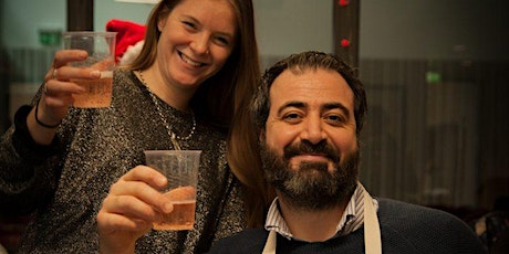 SOLD OUT - LONDON - In Person Lebanese Cookery Class with Ahmad! tickets