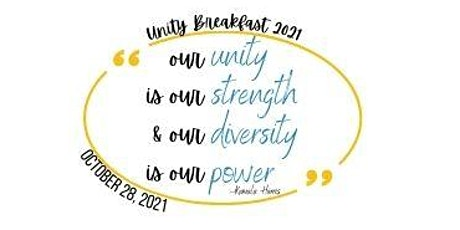 47th Annual Human Rights Commission Unity Breakfast tickets