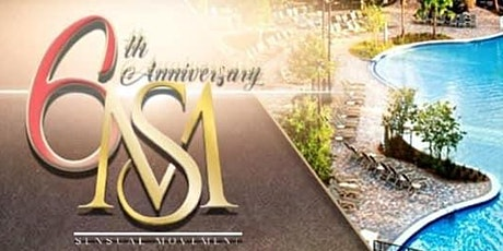Sensual Movement's 6th year Anniversary with The MOB tickets
