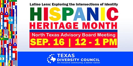 Latino Lens: Exploring the Intersections of Identity tickets