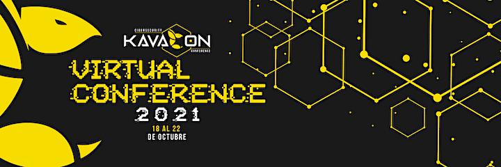 Imagen de KavaCon Virtual Conference 2021