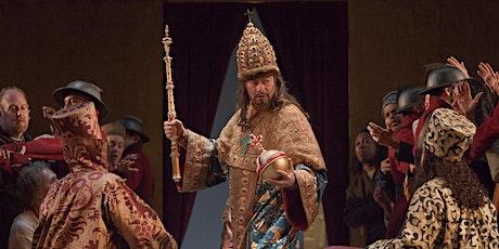 The Met: Live in HD Boris Godunov (Mussorgsky) tickets